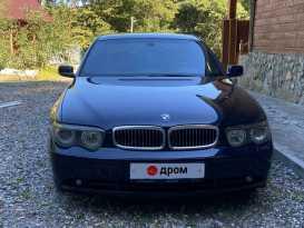 Черкесск BMW 7-Series 2003