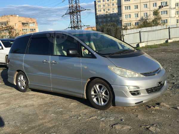 Toyota Estima, 2005 год, 325 000 руб.