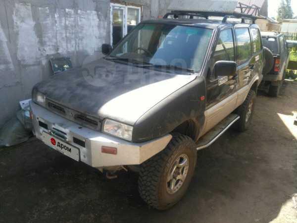 Nissan Mistral, 1996 год, 275 000 руб.