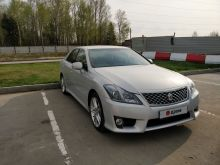 Москва Toyota Crown 2012