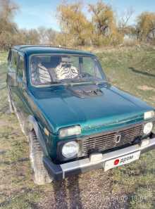 Симферополь 4x4 2121 Нива 1985