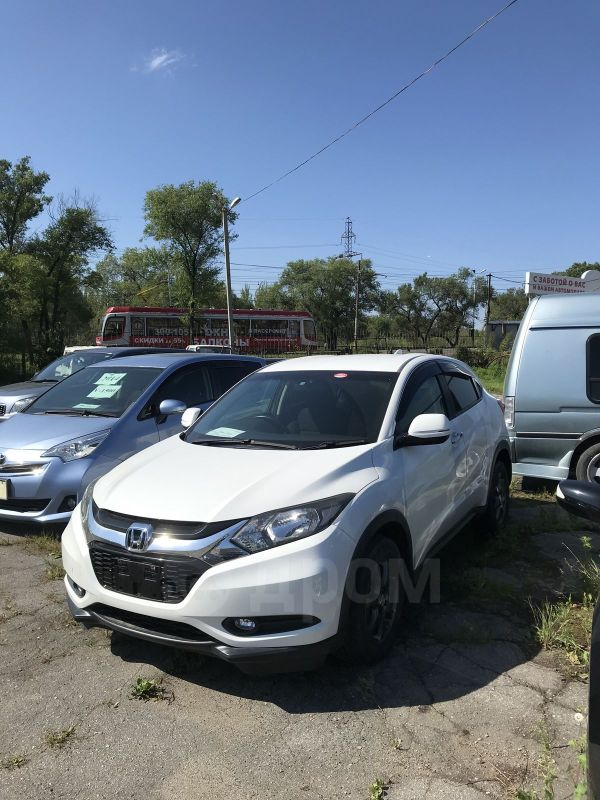 Honda Vezel, 2014 год, 1 270 000 руб.