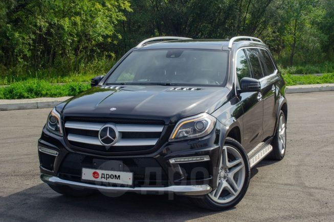 Mercedes-Benz GL-Class, 2013 год, 2 350 000 руб.