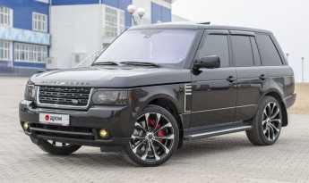Хабаровск Range Rover 2010