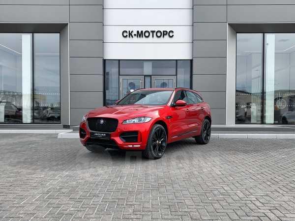 Jaguar F-Pace, 2019 год, 4 874 000 руб.