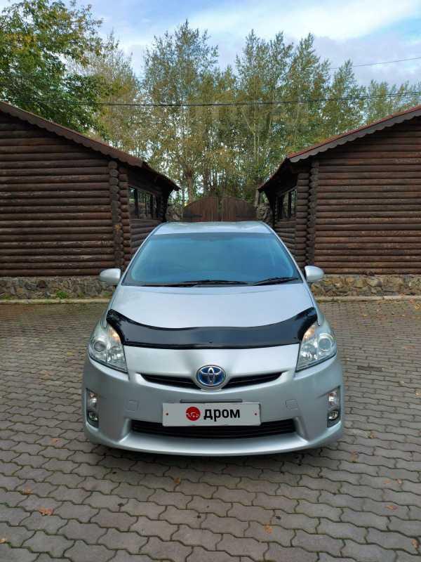 Toyota Prius, 2010 год, 715 000 руб.