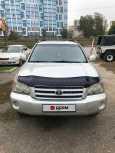 Toyota Highlander, 2001 год, 599 000 руб.