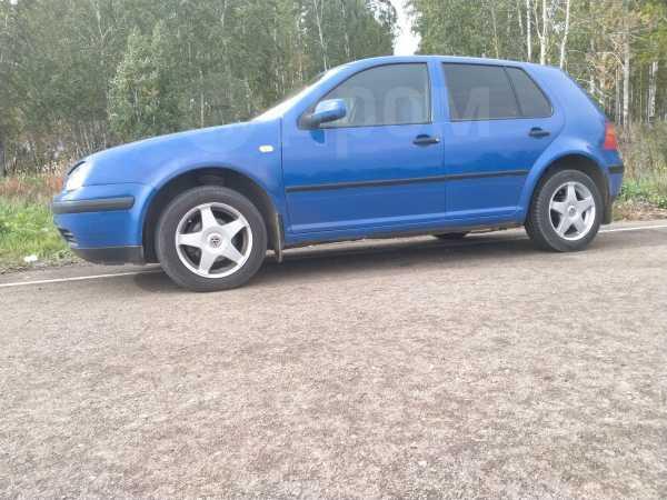 Volkswagen Golf, 2003 год, 160 000 руб.