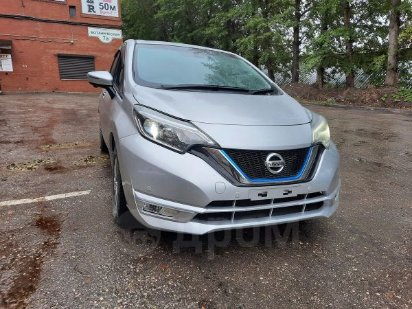 Nissan Note, 2017 год, 745 000 руб.