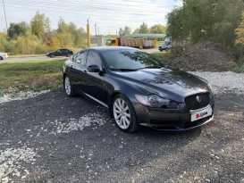 Тула Jaguar XF 2010