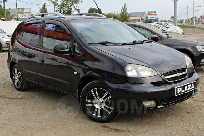 Chevrolet Rezzo, 2007 год, 319 000 руб.