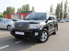 Екатеринбург Land Cruiser 2012