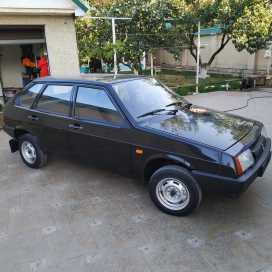 Махачкала Лада 2109 1989