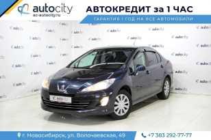 Новосибирск Peugeot 408 2012