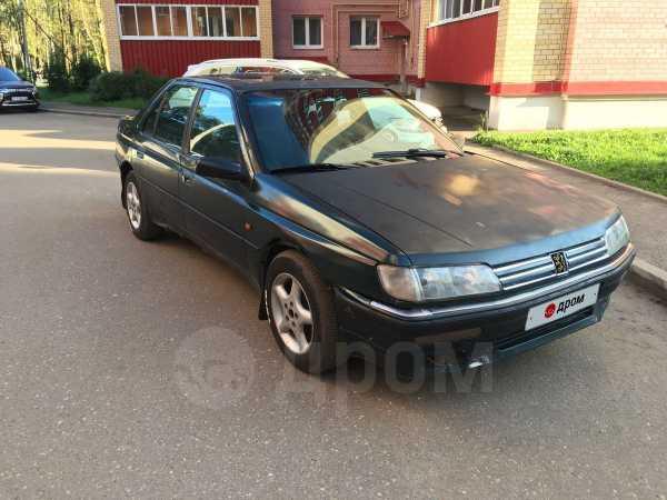 Peugeot 605, 1992 год, 115 000 руб.