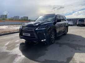 Барнаул Lexus LX570 2018