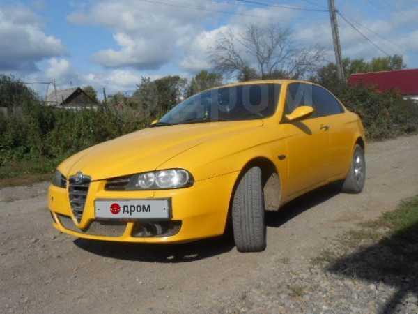 Alfa Romeo 156, 2004 год, 350 000 руб.
