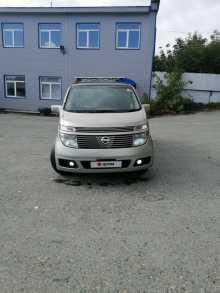 Шадринск Elgrand 2002