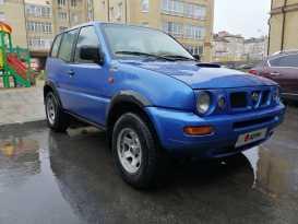 Омск Terrano II 1998