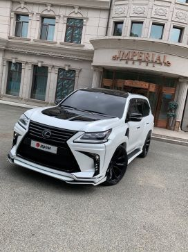 Уссурийск Lexus LX570 2017