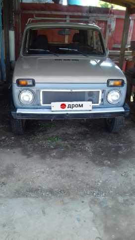 Вольно-Надеждинское 4x4 2121 Нива 1986