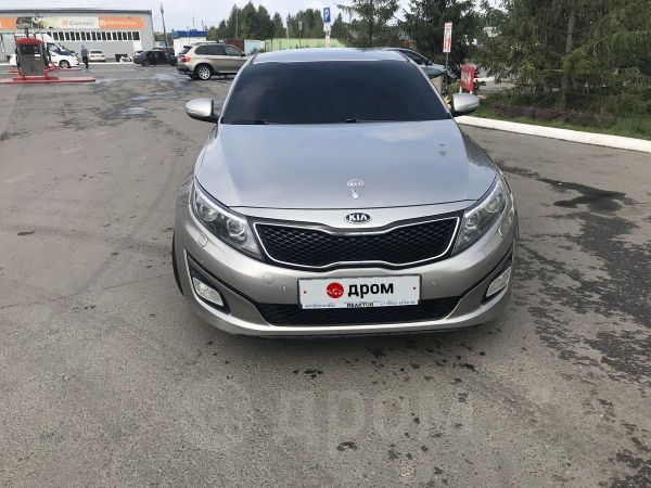 Kia Optima, 2014 год, 1 000 000 руб.
