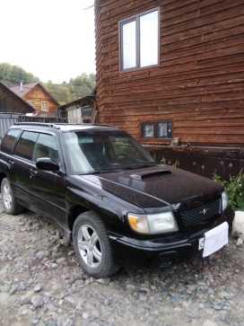 Горно-Алтайск Forester 1999