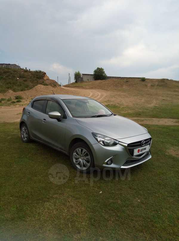 Mazda Demio, 2015 год, 645 000 руб.