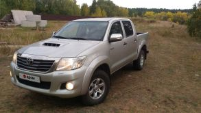 Курган Hilux Pick Up 2011