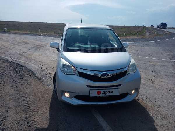 Subaru Trezia, 2011 год, 600 000 руб.