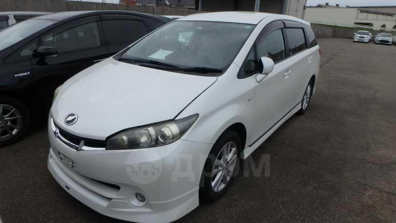 Toyota Wish, 2011 год, 870 000 руб.