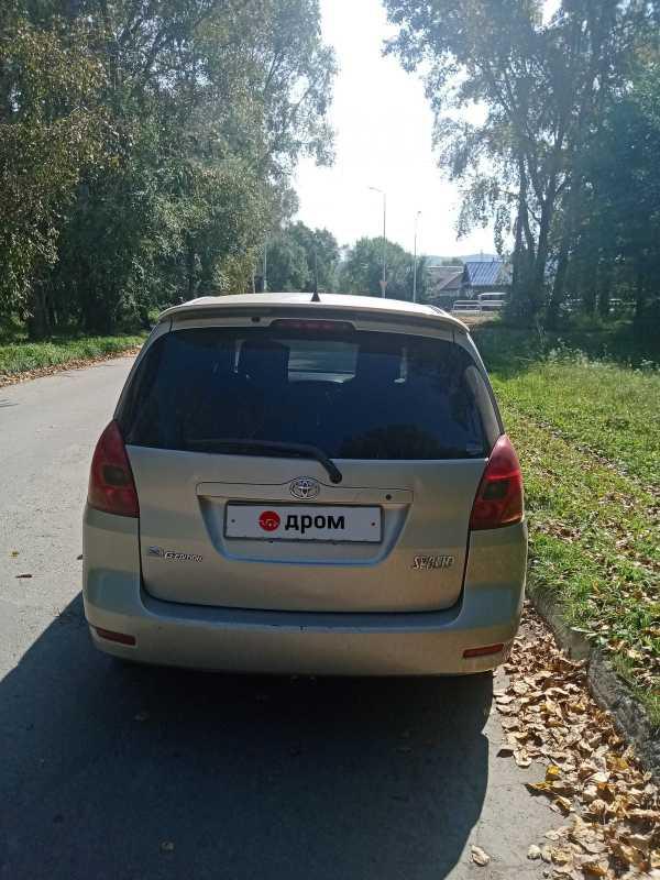 Toyota Corolla Spacio, 2001 год, 310 000 руб.