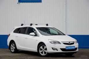 Томск Astra 2012