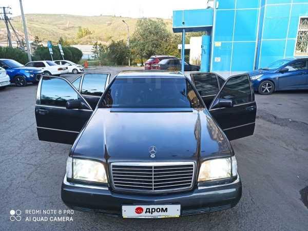 Mercedes-Benz S-Class, 1992 год, 263 000 руб.