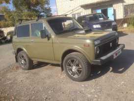 Курган 4x4 2121 Нива 1995