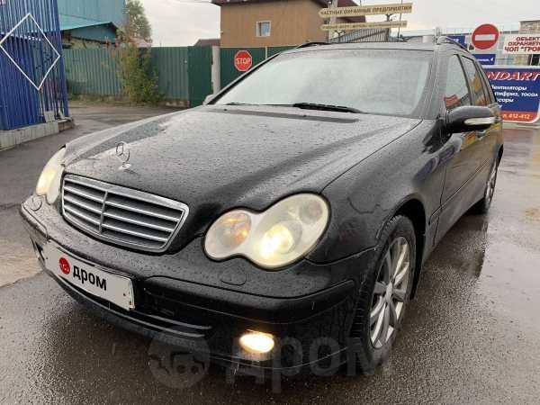 Mercedes-Benz C-Class, 2004 год, 320 000 руб.