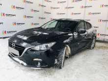 Самара Mazda3 MPS 2014