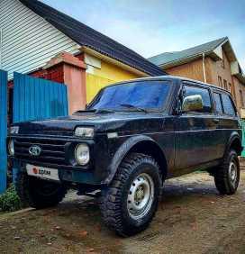 Ангарск 4x4 2121 Нива 1985
