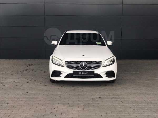 Mercedes-Benz C-Class, 2020 год, 2 519 792 руб.