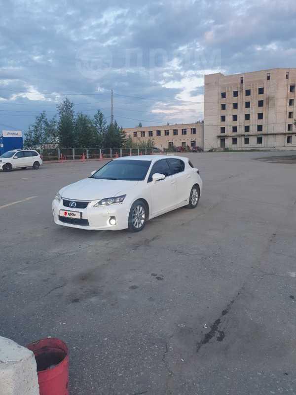 Lexus CT200h, 2012 год, 1 030 000 руб.