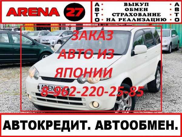 Honda HR-V, 2003 год, 398 000 руб.