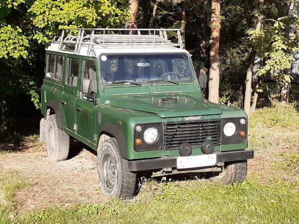 Land Rover Defender, 2000 год, 900 000 руб.
