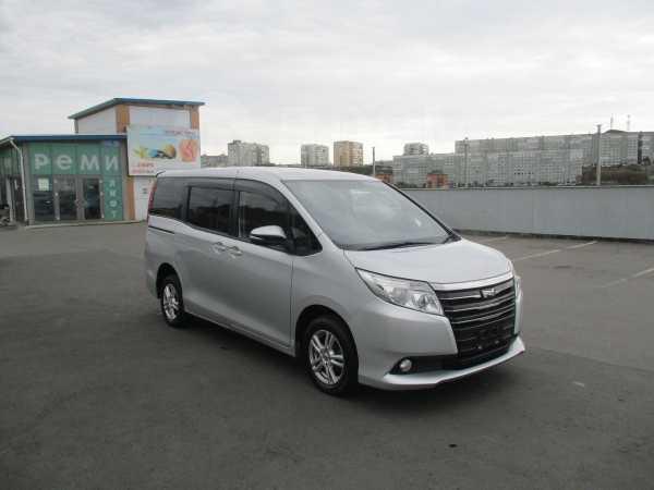 Toyota Noah, 2015 год, 1 200 000 руб.