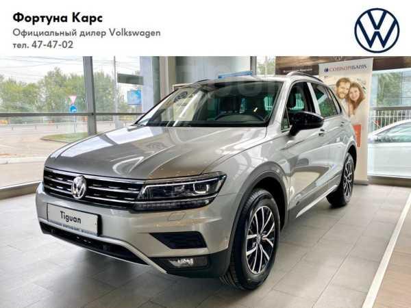 Volkswagen Tiguan, 2020 год, 2 295 400 руб.