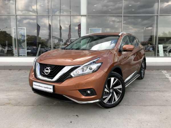 Nissan Murano, 2018 год, 1 980 000 руб.