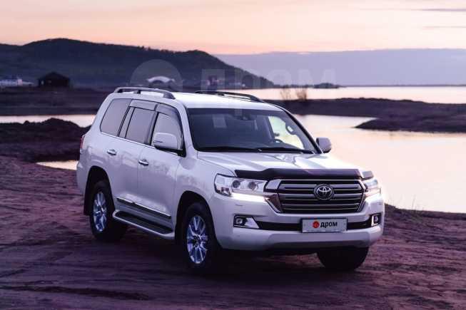 Toyota Land Cruiser, 2015 год, 4 050 000 руб.