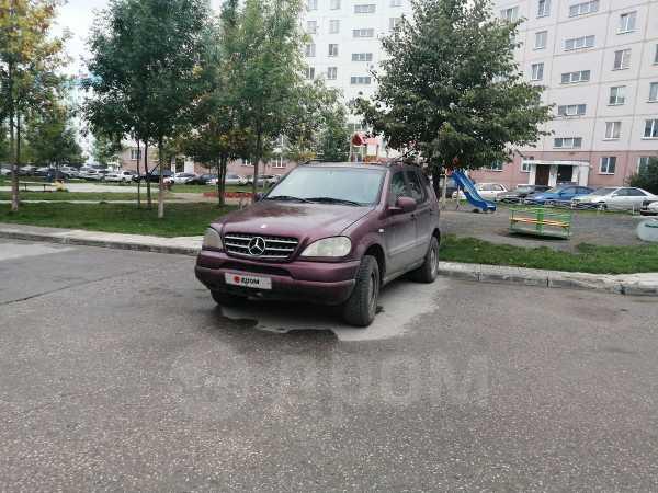 Mercedes-Benz M-Class, 1998 год, 262 000 руб.