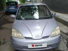 Иркутск Prius 2002