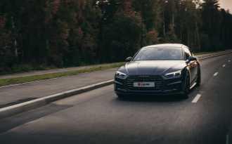 Красноярск Audi A5 2017