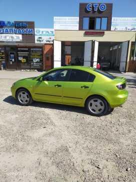 Казанская Mazda3 2005